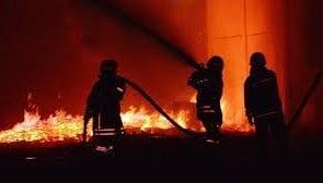صورة مقتل 43 شخصًا على الأقل جراء حريق مصنع في العاصمة الهندية نيودلهي