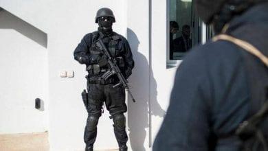 صورة عملية مشتركة بين المغرب واسبانيا لتفكيك خلية داعشية