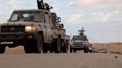 صورة خبراء عسكريون: الجيش الليبي يدخل حرب مباشرة مع النظام التركي ومليشيات السراج