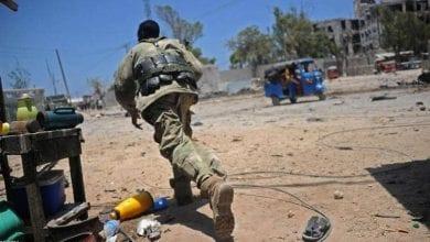 صورة غارات أميركية تقتل أربعة أشخاص من حركة الشباب الاسلامية في الصومال