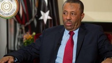 """صورة رئيس الحكومة الليبية: اتفاقية السراج وأردوغان """"لا تساوي الحبر الذي كتبت به"""""""