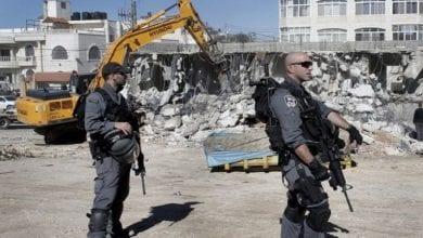 صورة الاحتلال الإسرائيلي يواصل حرب التطهير وسياسات التفريغ في القدس