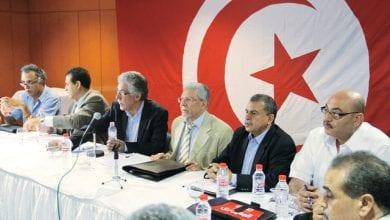 صورة المعارضة التونسية تتصدى لمحاولات النهضة تشكيل حكومة خاضعة لهيمنتها