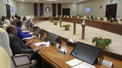 مجلس الوزراء السوداني