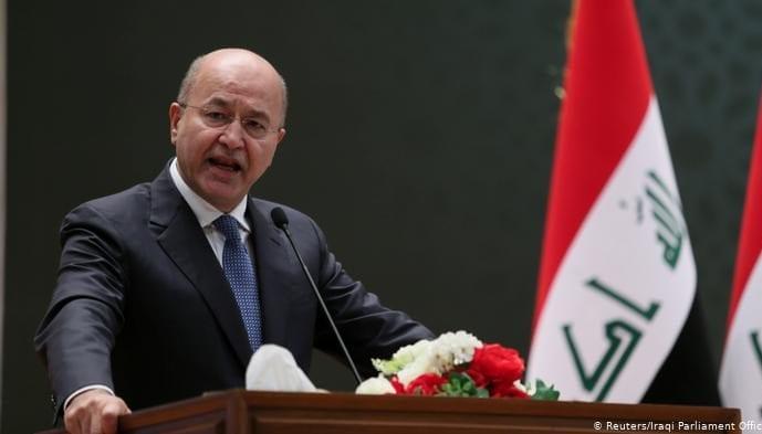 الرئيس العراقي