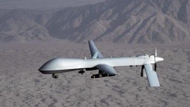 """صورة الدفاعات الجوية الروسية أسقطت """"مسيّرة"""" أمريكية قرب العاصمة الليبية طرابلس الشهر الماضي"""