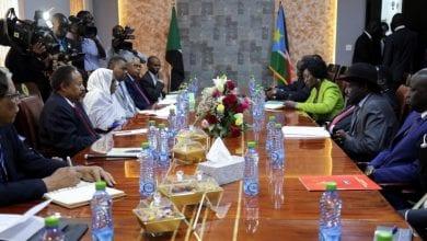 صورة مجلس السيادة السوداني يقرر إرسال قوات إلى دارفور وتعليق التفاوض