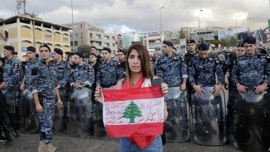 صورة إنتهاء أزمة المحروقات في لبنان