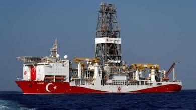 صورة النظام التركي يستأنف عمليات التنقيب في شرق المتوسط