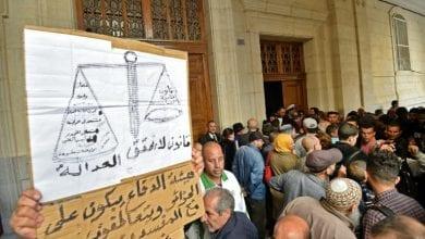 صورة أحكام قضائية عالية على مسؤولين كبار ورجال أعمال في الجزائر