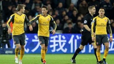 Photo de Arsenal a battu West Ham (3-1) en Premier League