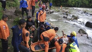 Photo of At least 25 dead in Indonesia bus plunge