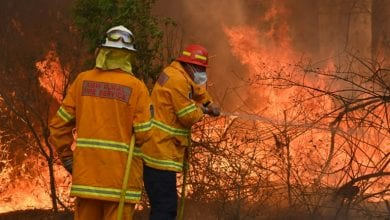 Photo of Australia braces for heatwave as more than 100 fires burn