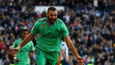 Photo of Benzema delivers again as Madrid cruise past Espanyol