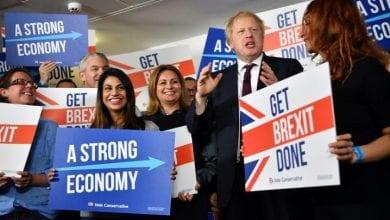 Photo de Boris Johnson et Jeremy Corbyn ont redoublé d'efforts pour convaincre les électeurs