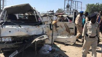 Photo of Car bomb rocks Somali capital Mogadishu kills at least 30, spokesman says