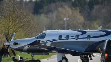 Photo de Dakota : Un avion s'écrase, neuf personnes tuées