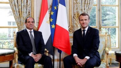 Photo of Egypt's Sisi, France's Macron discuss recent developments in Libya