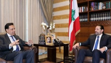 Photo of Hassan Diab Lebanon's new PM designate says govt will be formed within a six-week period