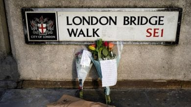 Photo of ISIS claims responsibility for London Bridge attack