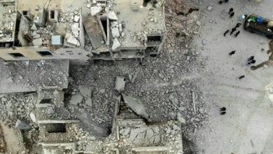 Photo de Idleb: Affrontements violents entre les forces syriens et des factions terroristes
