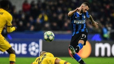 Photo de Inter Milan éliminés de la Ligue des Champions