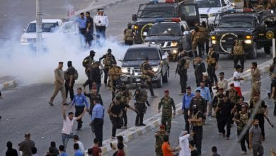 Photo de Craintes d'escalade de la violence en Irak après la mort d'un Américain