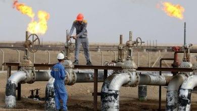 Photo of Iraqi protesters shut down southern Nassiriya oilfield