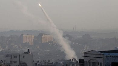 Photo of Israel air raids in Gaza Strip after rocket attacks