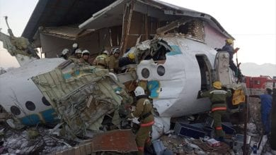 Photo de Kazakhstan: un accident d'avion fait au moins 12 morts