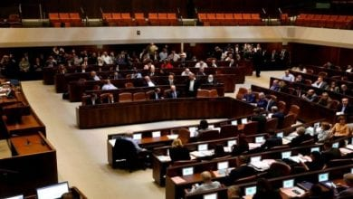 Photo of Knesset votes on expedited bill to dissolve, hold fresh elections