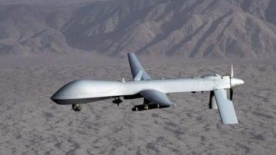 Photo de L'armée américaine: Un drone a été abattu par un système de défense aérienne russe