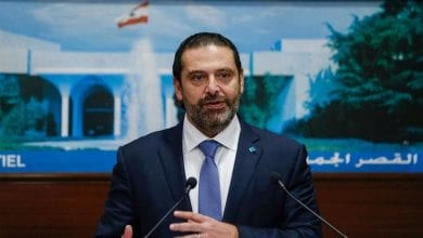Photo of Lebanon's Hariri says not candidate for own succession