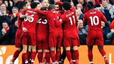 Photo de Liverpool a battu Leicester (4-0) au premier league