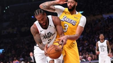 Photo of Leonard leads Clippers over Lakers, 76ers impress with win over Bucks