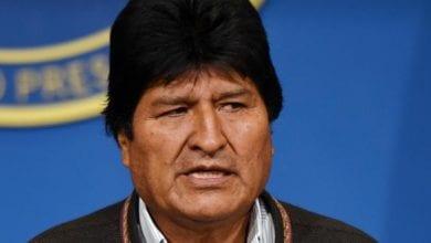 L'ex-président bolivien