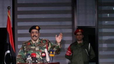 Photo of Libyan army: Misrata militias' deadline to withdraw will not be extended