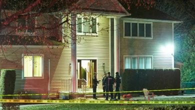 "Photo of Mass stabbing at rabbi's home in Suburb New York ""Monsey"""