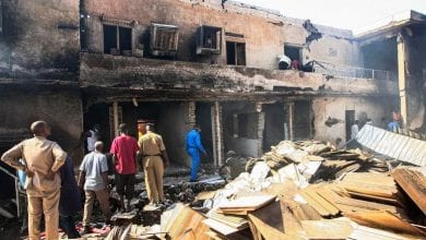 Photo of More than 23 killed in ceramics factory fire in Sudan