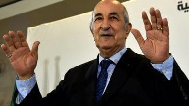 Photo of Regime stalwart elected Algeria president, angering protesters