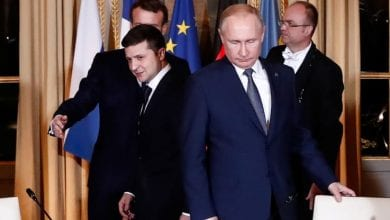 Photo of Russia and Ukraine hold peace talks in Paris : 'It's now or never'