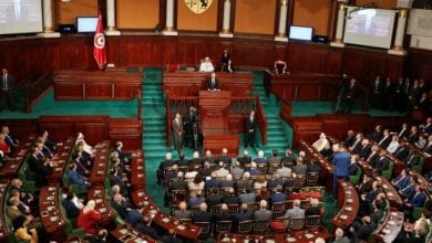 Photo de Sit-in du PDL au parlement tunisien jusqu'à l'excuses d'Ennahda
