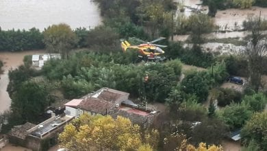 Photo of Six die, including rescuers, in France's flood-hit south