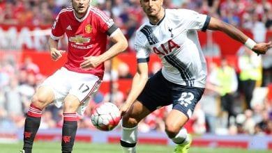 Photo de Manchester United a décroché une victoire importante face à Tottenham