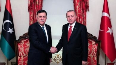 Photo of Turkey's Recep Tayyip Erdogan meets Libyan PM after strongman announces Tripoli assault