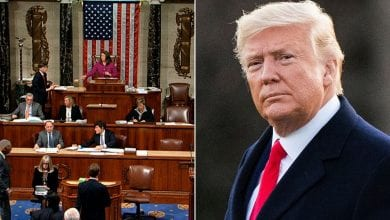 Photo of US House impeaches Trump for abuse of power, obstruction of congress