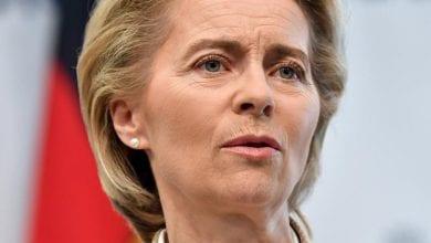 Photo de Ursula von der Leyen met en garde contre l'échec d'un accord avec Londres