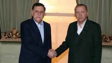 صورة تركيا ترسل قوات خاصّة لحماية شخصيات من حكومة السراج في طرابلس