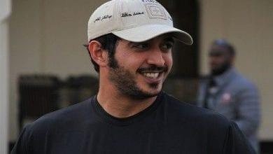 صورة شقيق أمير قطر أمام القضاء الأمريكي بتهم القتل والتعذيب