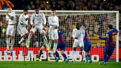 Photo de Barcelone et le Real Madrid n'ont pas réussi à se remporter lors du clasico